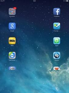 Баг в iOS 7 Beta 5