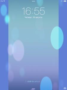 Еще пару багов в iOS 7 Beta 6