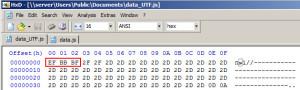 urf-8_byte_charset