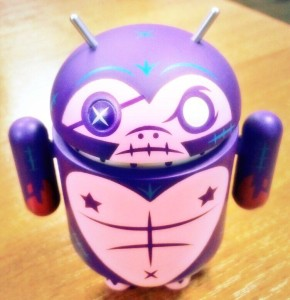 android-doll