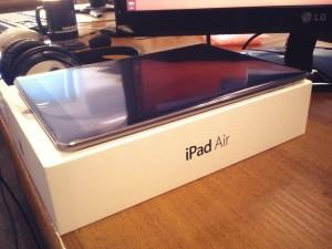 Про покупку iPad Air